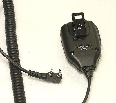画像1: 【無線機用社外品スピーカーマイク】 KENWOOD用