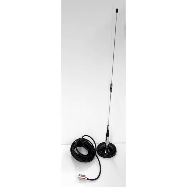 画像1: 351MHzデジタル簡易無線用アンテナ マグネットベース付 (1)