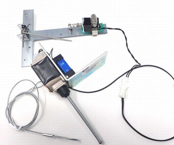 画像1: 箱ワナ用電動トリガー装置 接触スイッチ仕様 (1)