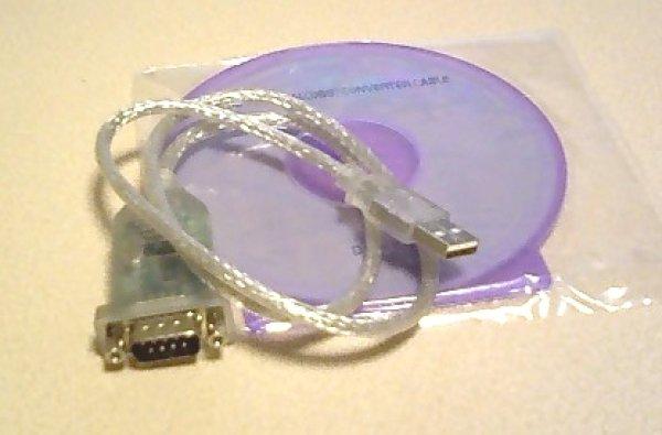 画像1: USB・シリアル変換ケーブル  (1)